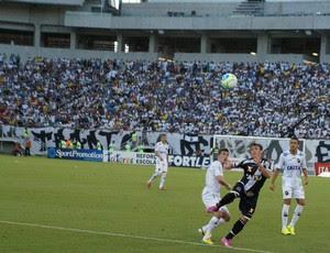 Kleber Arena das Dunas ABC x Vasco (Foto: Augusto Gomes)