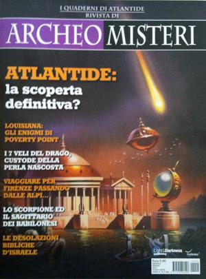 Archeomisteri maggio 2012 (copertina)
