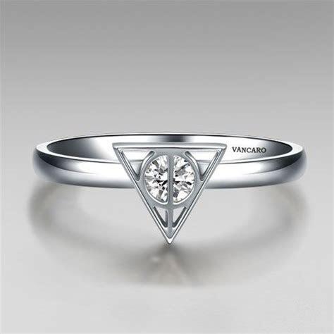 Pin by Tamara Lewis on wedding   Harry potter ring, Harry