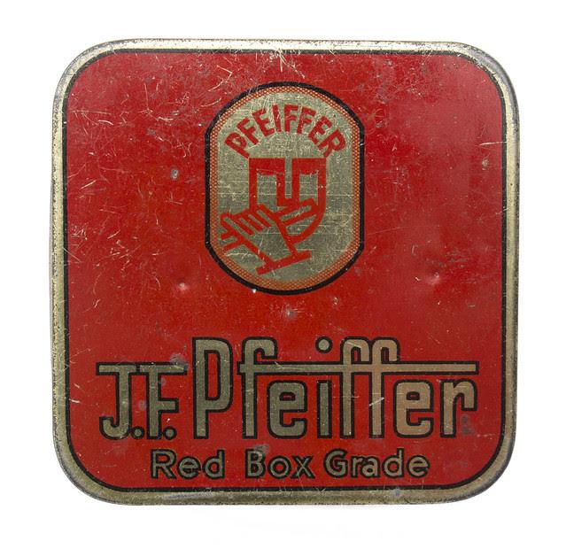 Farbbanddose J.F. Pfeiffer