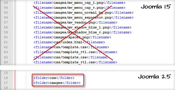 Declare file folder