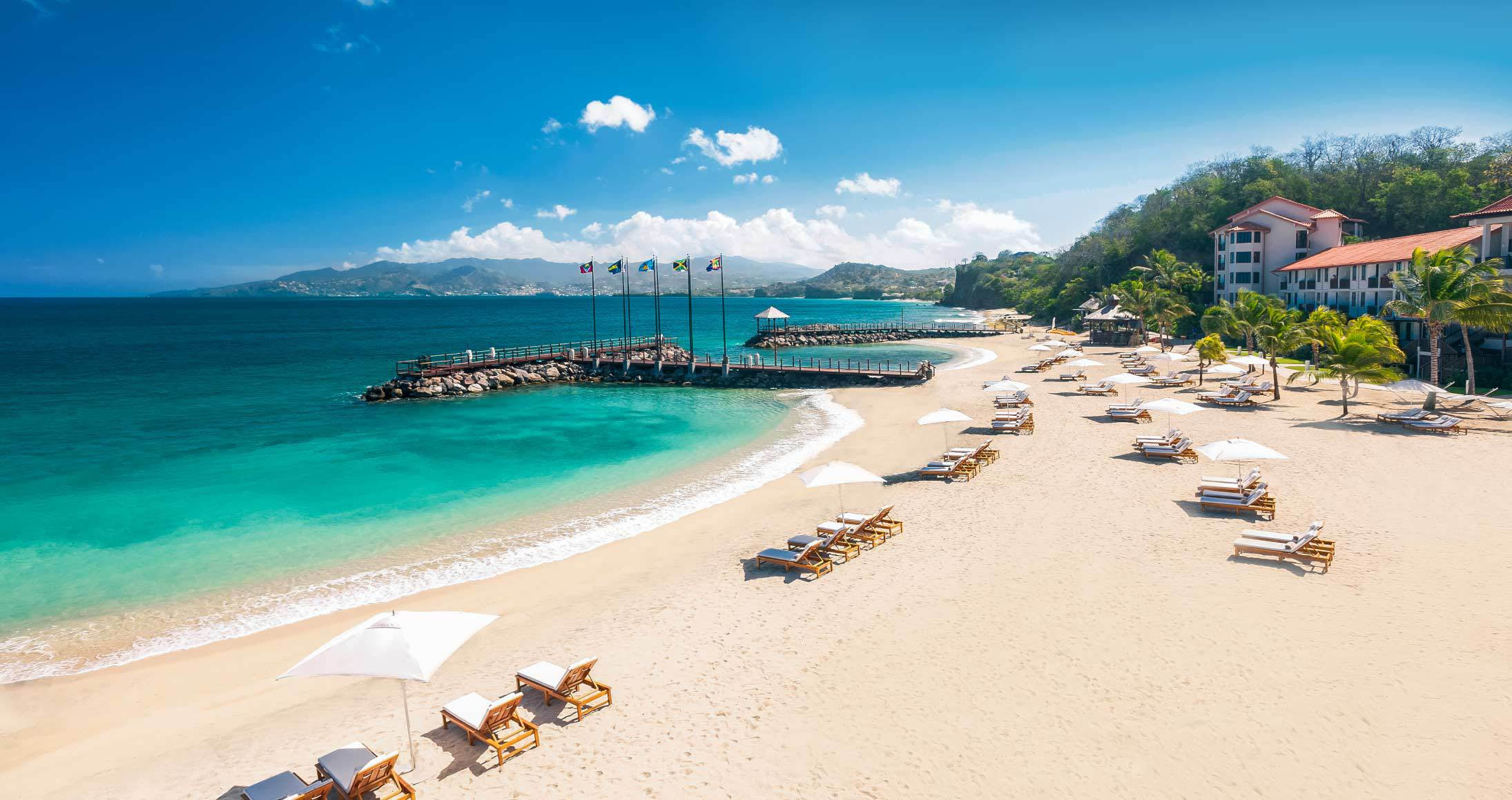 Sandals Grenada Luxury All Inclusive Resort in St George