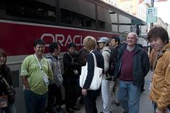 "Oracle Appreciate Event ""Legendary"", JavaOne 2011 San Francisco"