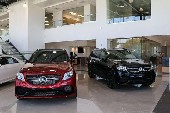 Mercedes-Benz of Stockton : Stockton, CA 95219 Car ...