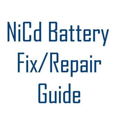 Secciene  Try Dewalt 36 Volt Battery Repair