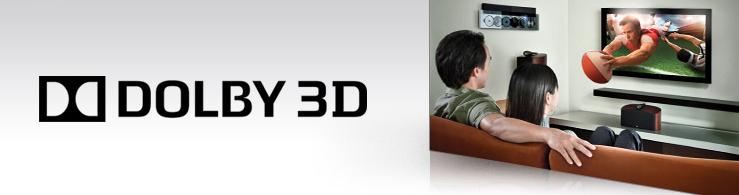 Dolby 3D, nova tecnologia lançada pela Dolby em parceria com a Philips (Foto: Divulgação)
