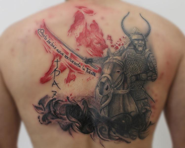 Zonas Del Cuerpo En Las Más Menos Duele Un Tatuaje Tatuajes En