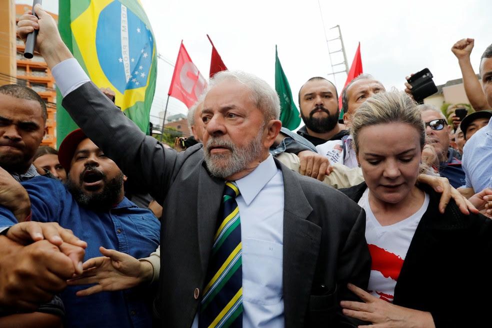 Moro ouve ministro do TCU e ex-chefe de gabinete de Lula em processo que envolve o ex-presidente  (Foto: Nacho Doce/Reuters)