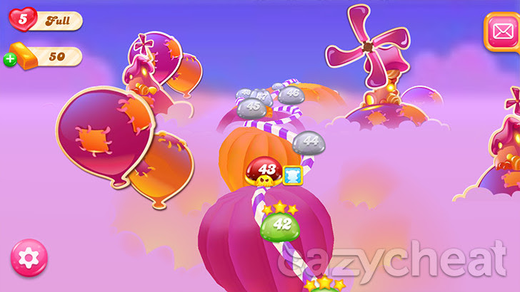 Candy Crush Jelly Saga v1.20.5 Cheats