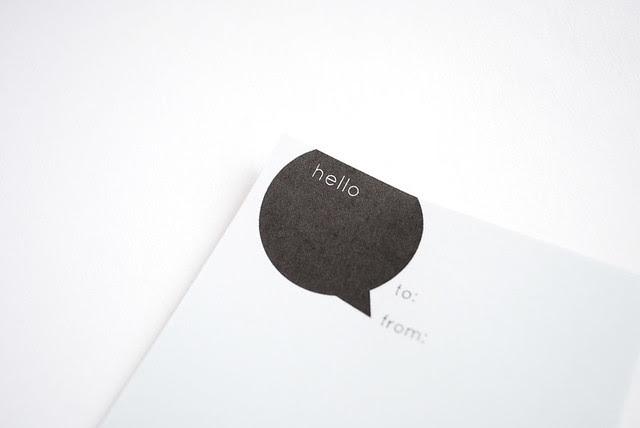 Printable Speech Bubble Notes