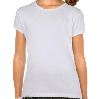 Baby Safe Haven Awareness Ribbon Angel Shirt