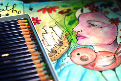 Art Journal Sept 2011