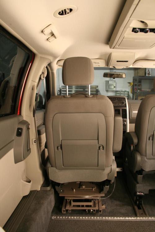 Bd Leadership 51 Transfer Seats For Wheelchair Conversion