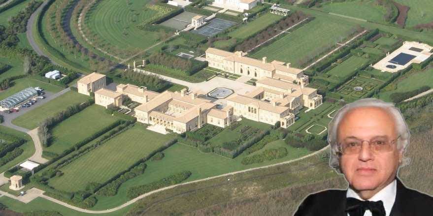 the most expensive homes in finance