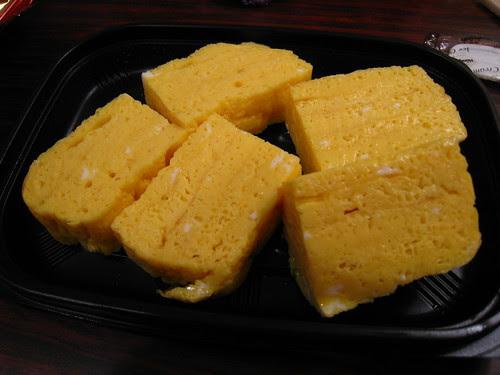 Japanese Rolled Omelette Dashimaki Tamago 玉子焼