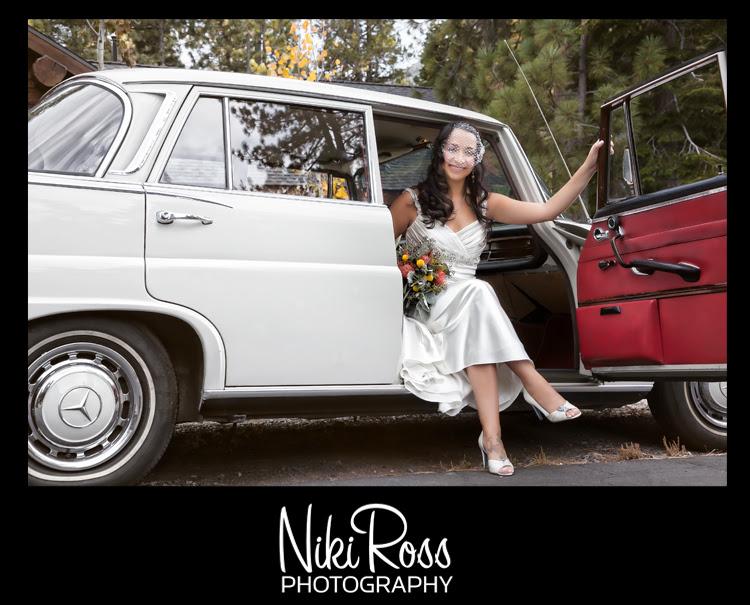 BrideSittinCar