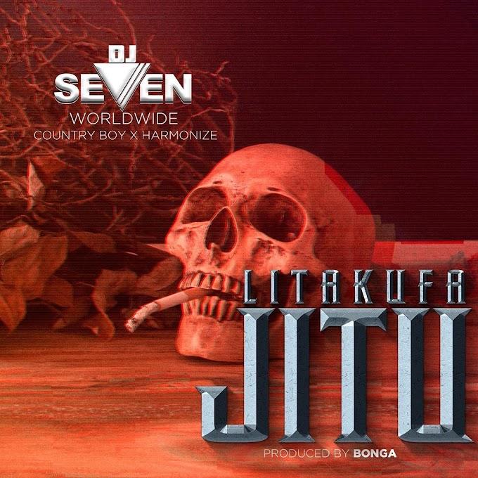 DOWNLOAD AUDIO: Dj Seven Ft. Country Boy & Harmonize – Litakufa Jitu