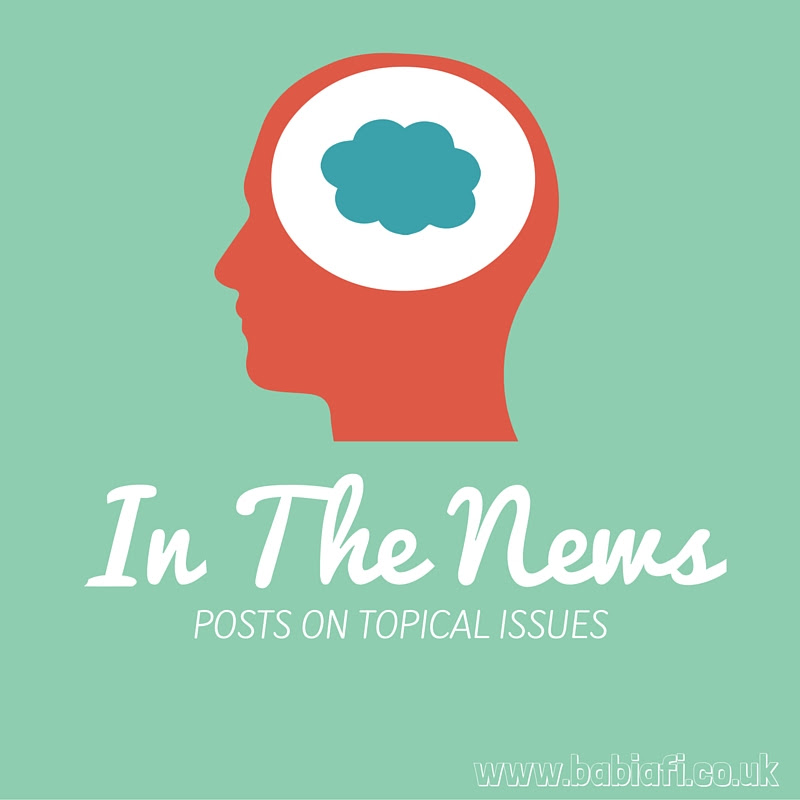 Posts on Topical Issues