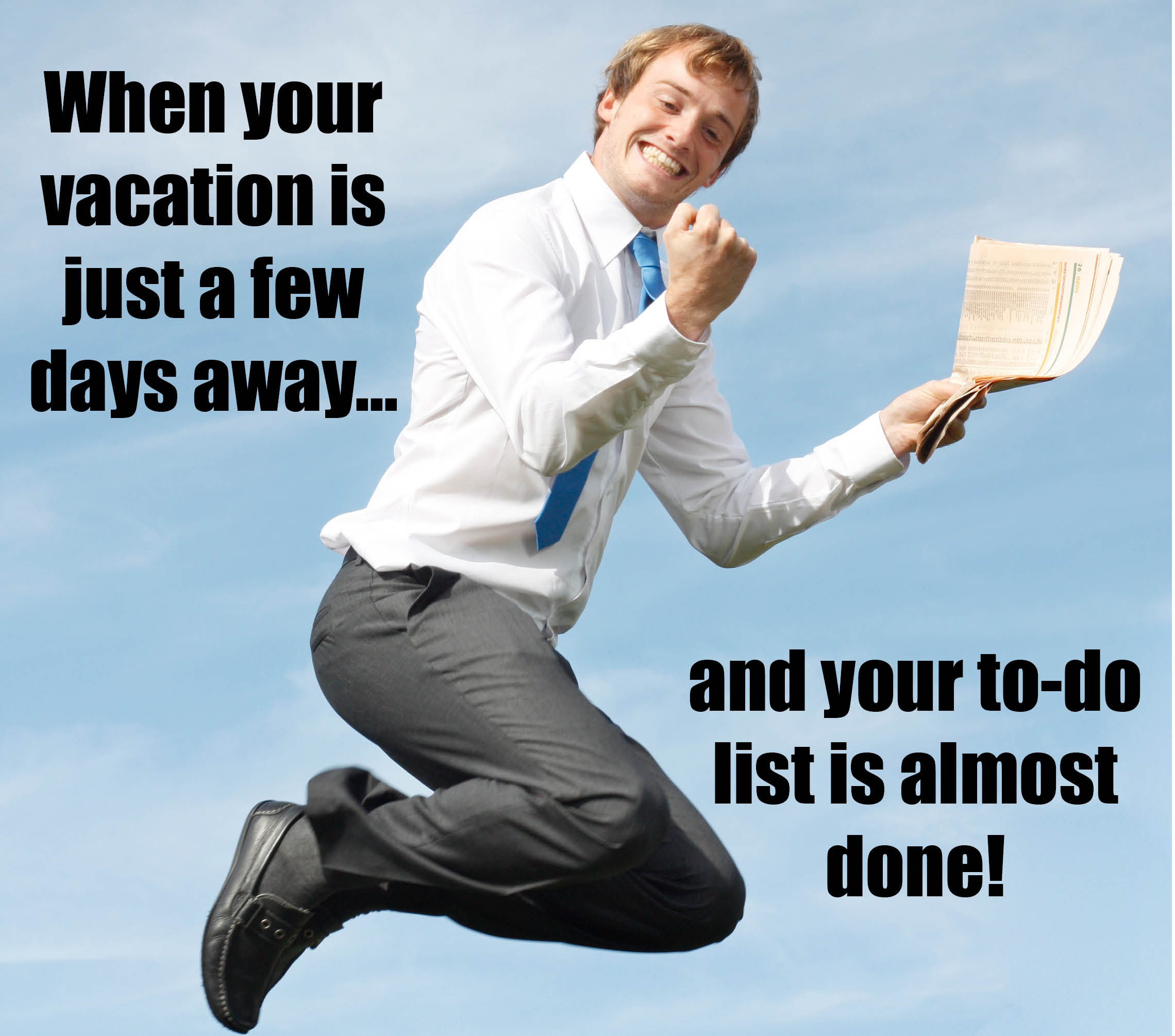 How to Stay Focused as Your Vacation Draws Near | Digital ...