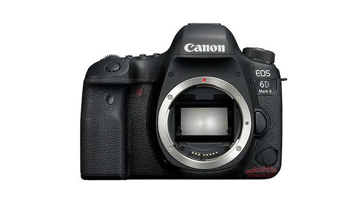 First Images & More Specifications for the Canon EOS 6D Mark II Leak