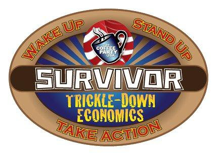 Coffee Party Survivor Logo
