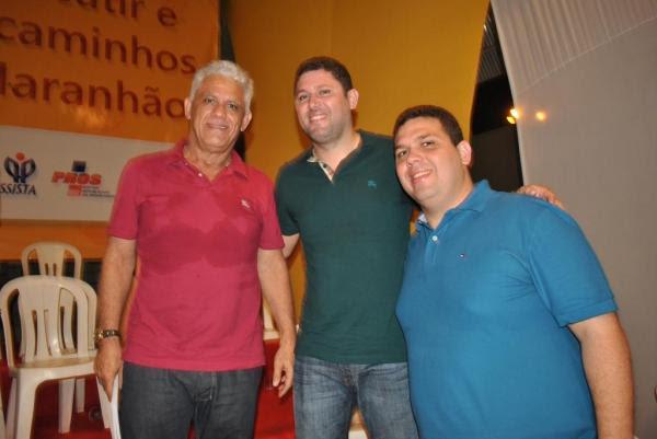 Família Macedo: Dedé, Hernando e Fábio