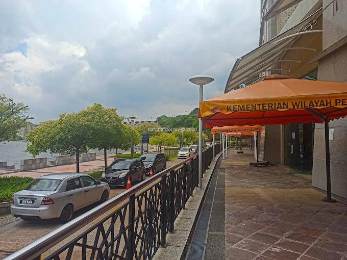 Tempat Lunch Best & Murah (weekdays) di Putrajaya