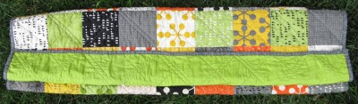 Tucked Quilt Fold (5)
