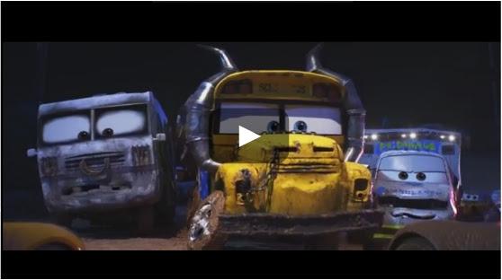 Video Di Cars Motori Ruggenti