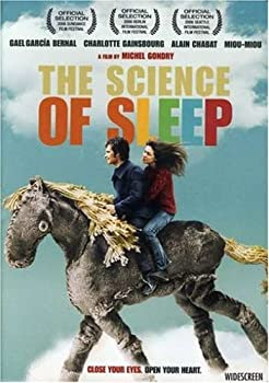 """Cover of """"The Science of Sleep"""""""