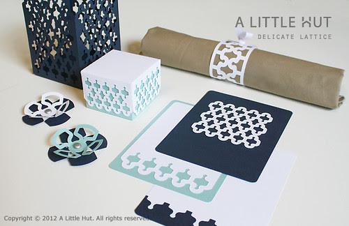 delicate lattice