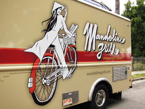 Tasting with Mandoline Grill Food Truck