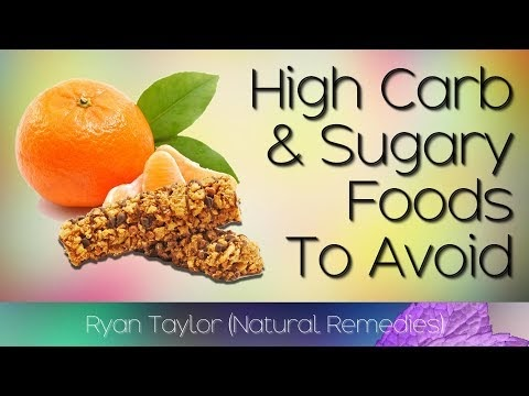 Foods High in Carbs to Avoid