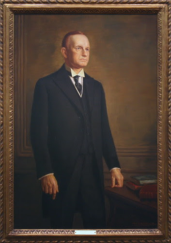 Calvin Coolidge, Thirtieth President (1923-1929)