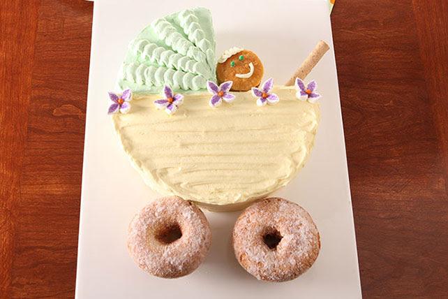 Baby Shower Cake - Kraft Recipes