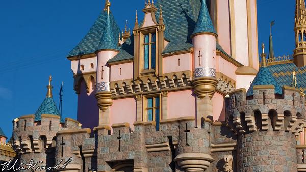 Disneyland Resort, Disneyland, Sleeping Beauty Castle, 60, Anniversary