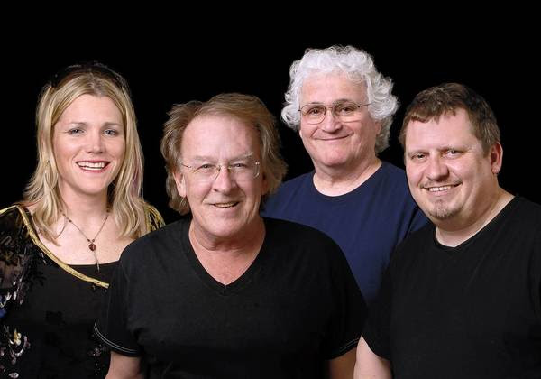 Paul Kantner, second from left, will perform an acoustic show with Jefferson Starship on Feb. 16 at the Mount Dora Music Festival.