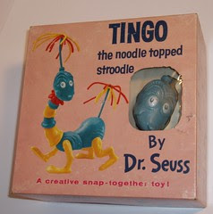 Dr Seuss Tingo model kit