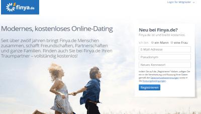 100 online dating: Partnersuche online kostenlos finya