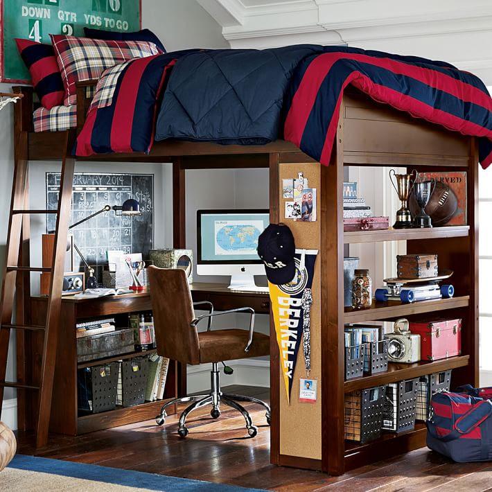 Sleep + Study® Loft 2