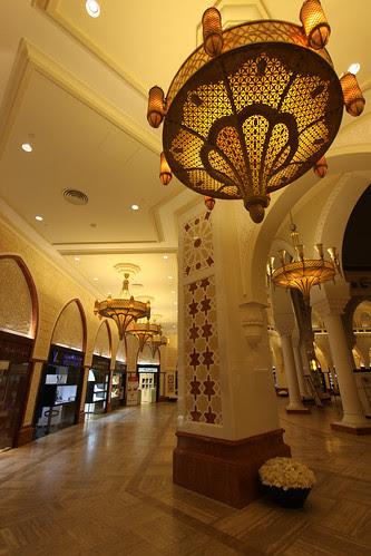 Dubai Mall Gold Souk Hall