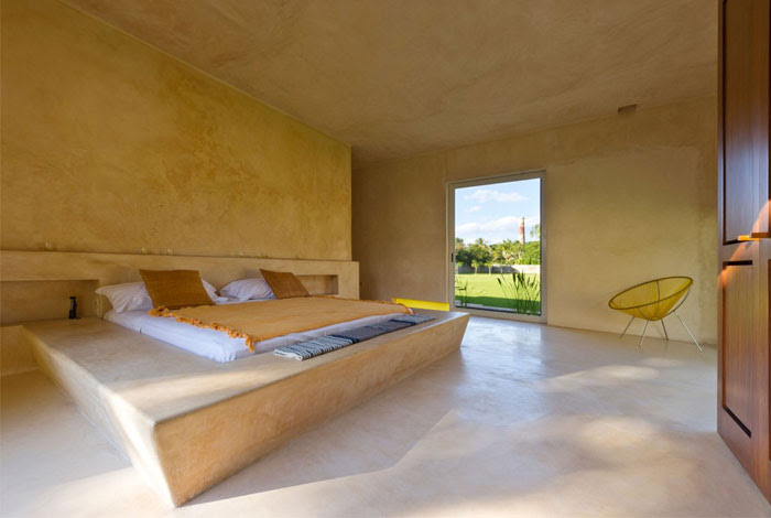 Mexican Hacienda Bedroom Designs Photos | HomeDesignPictures