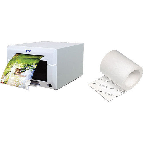Dnp Ds620a Professional Photo Printer Enhanced Thermal New