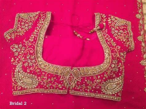 1062 best images about Maggam/ Aari/ Zardosi embroidery