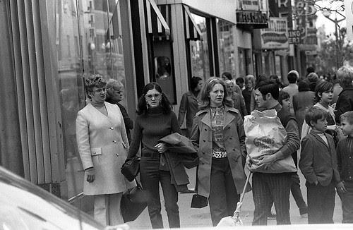 plaza st-Hubert 1975.