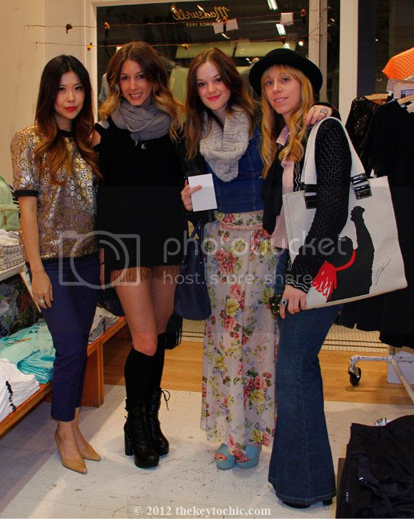 Madewell DailyBuzz Style Century City blogger event