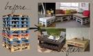 Recycled Furniture | Home Decor | Interior Design Tampa | Studio M