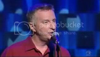 Billy Bragg on Late Night With Conan O'Brien[March 15, 2006]
