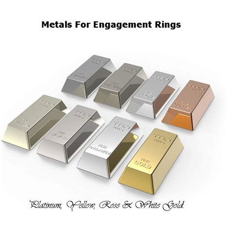 What is The best Metal for Engagement Rings