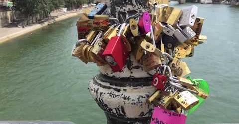 Du lịch bụi Paris | Vườn Luxembourg | China Town ở Paris